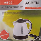12v 130w 1lit Battery Powered Kettle