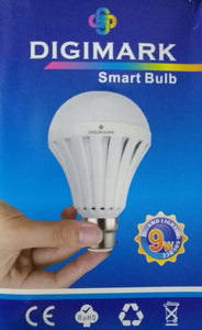 #100pc BULK SALE# Digimark B22 9w Emergency Smart LED Bulb