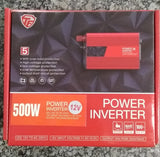 500watt 12v Power Inverter