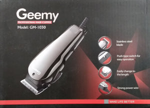 Geemy Professional Hair Clippers