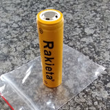 2000mah 18650 Lithium Rechargeable battery