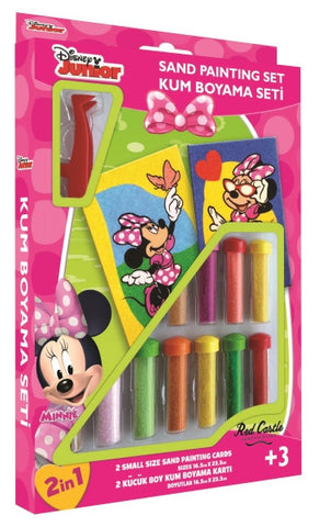 DS-03  Minnie Mouse 2in1 Retail Pack