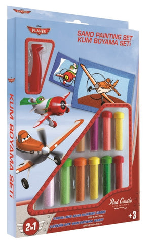 DS-09 Disney Planes - 2in1 Retail Pack