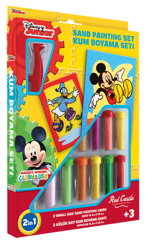 DS-01 - Mickey Mouse - 2in1 Retail Pack