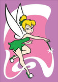 346 - Disney Fairies - Tinkerbell A4+size