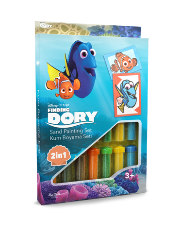 DS-25  - Finding Dory Retail Pack