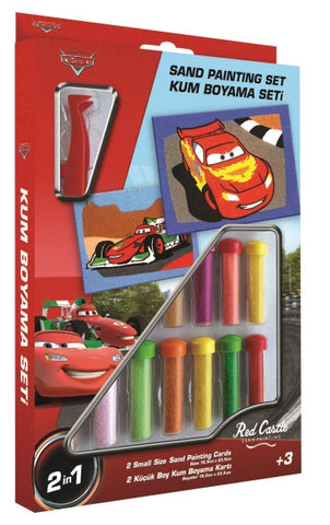 DS-06 Disney Pixar Cars 2in1 Retail Pack