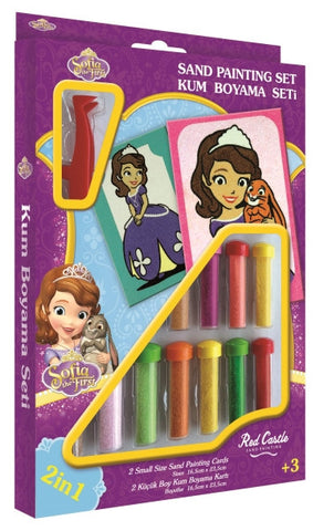 DS-18  Disney - Sophia the First - 2in1 Retail Pack
