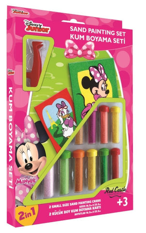 DS-04  Minnie Mouse 2in1 Retail Pack  £8.40 Inc VAT