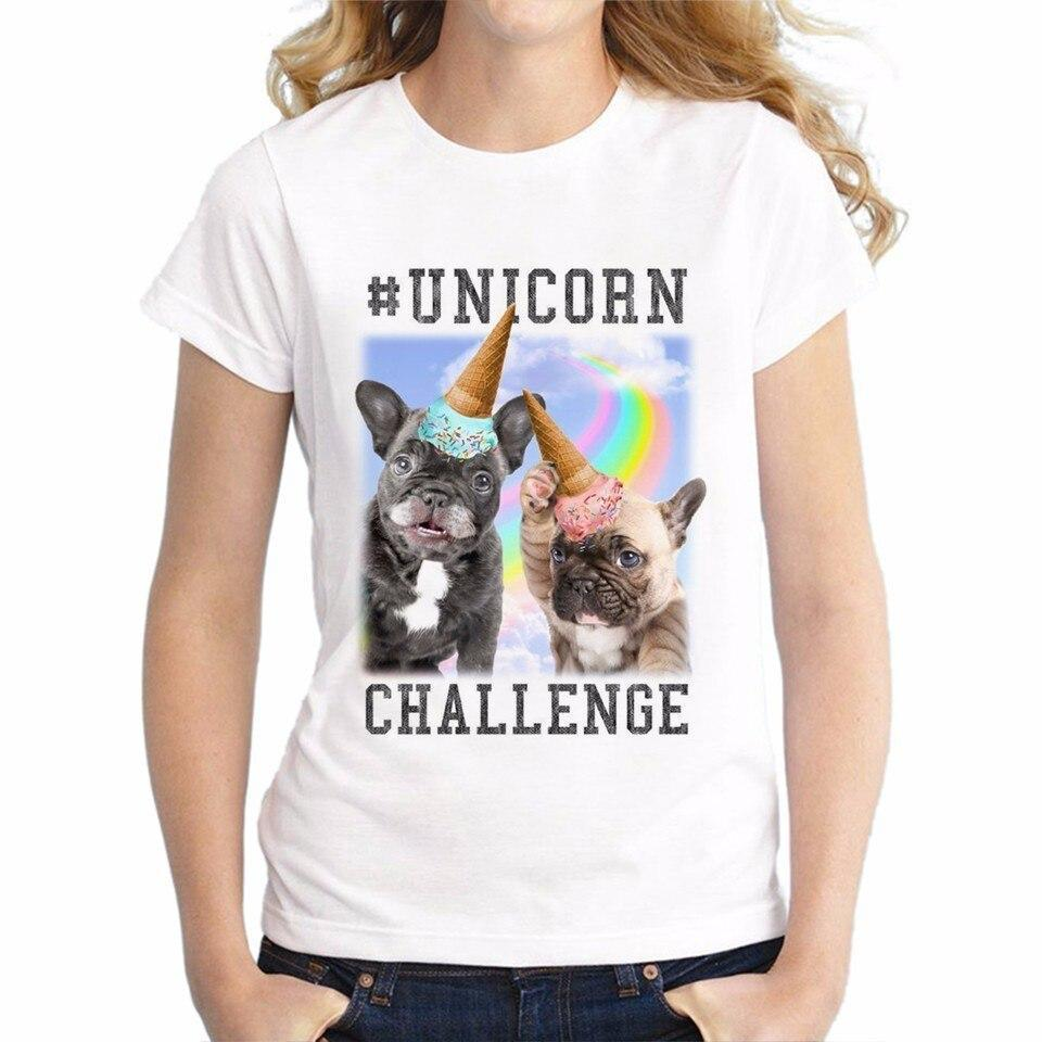T-Shirt Unicorn Bulldogs