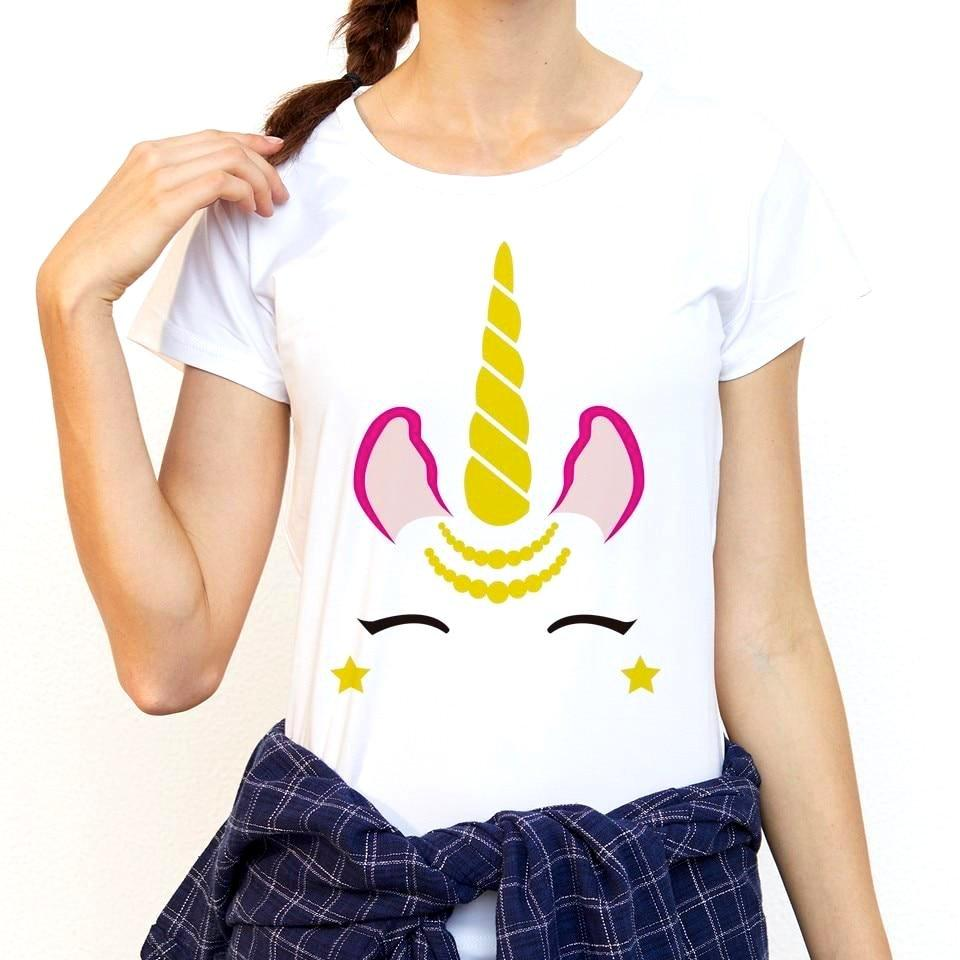 T-Shirt Unicorn Kawaii