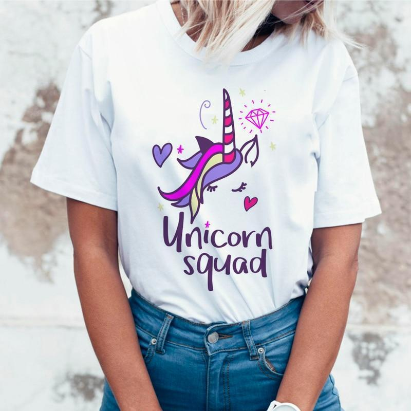 T-Shirt Unicorn Squad