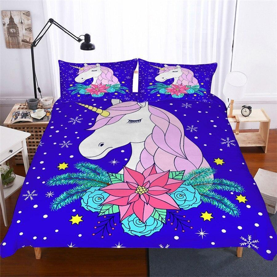 Unicorn Kids Bedding Set