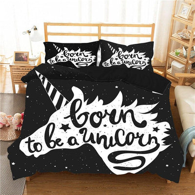 Unicorn Bedding Set King