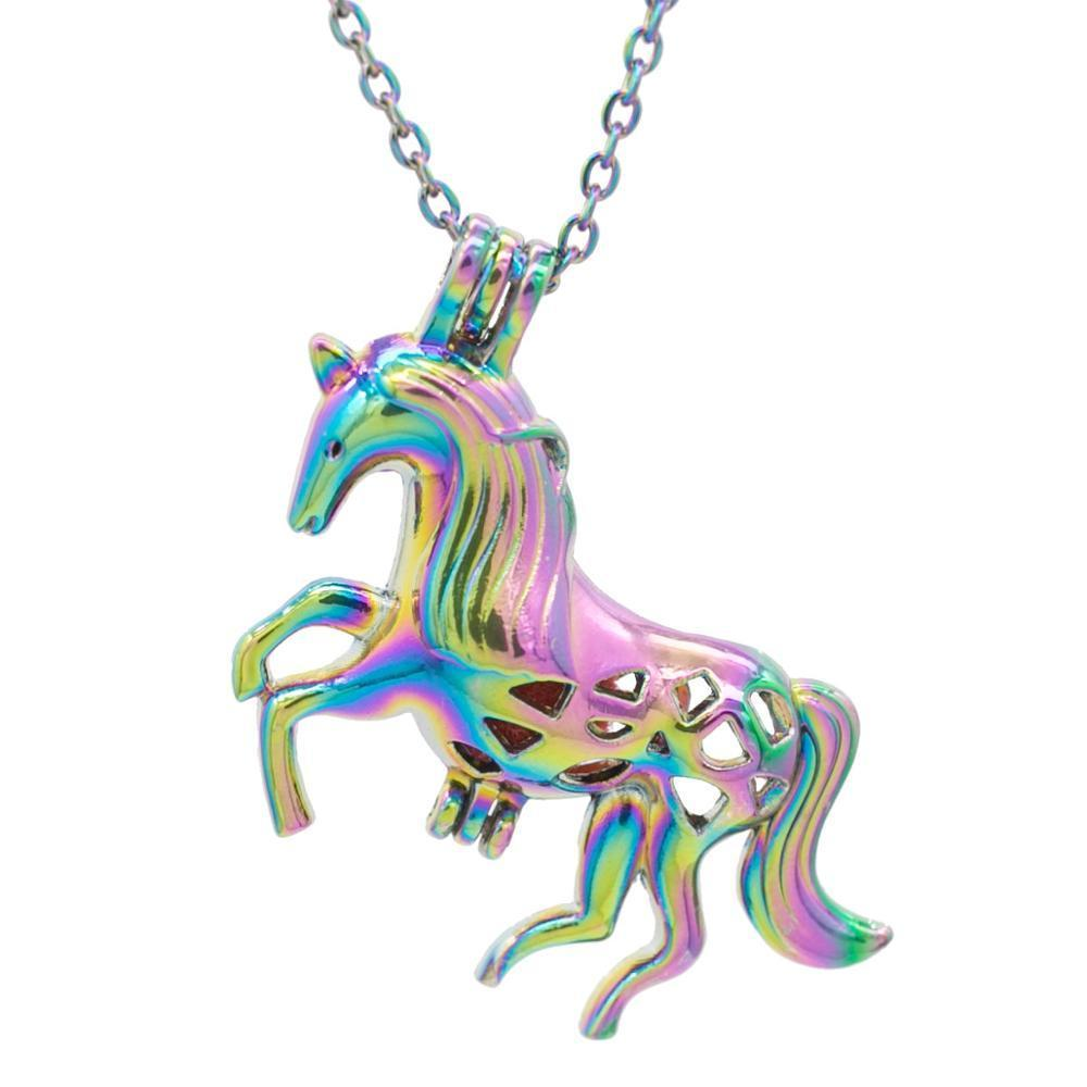 Unicorn Necklace Essential Oil