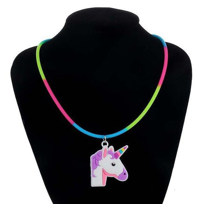 Unicorn Necklace <br> for Kids