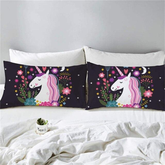 Unicorn Bed Pillow