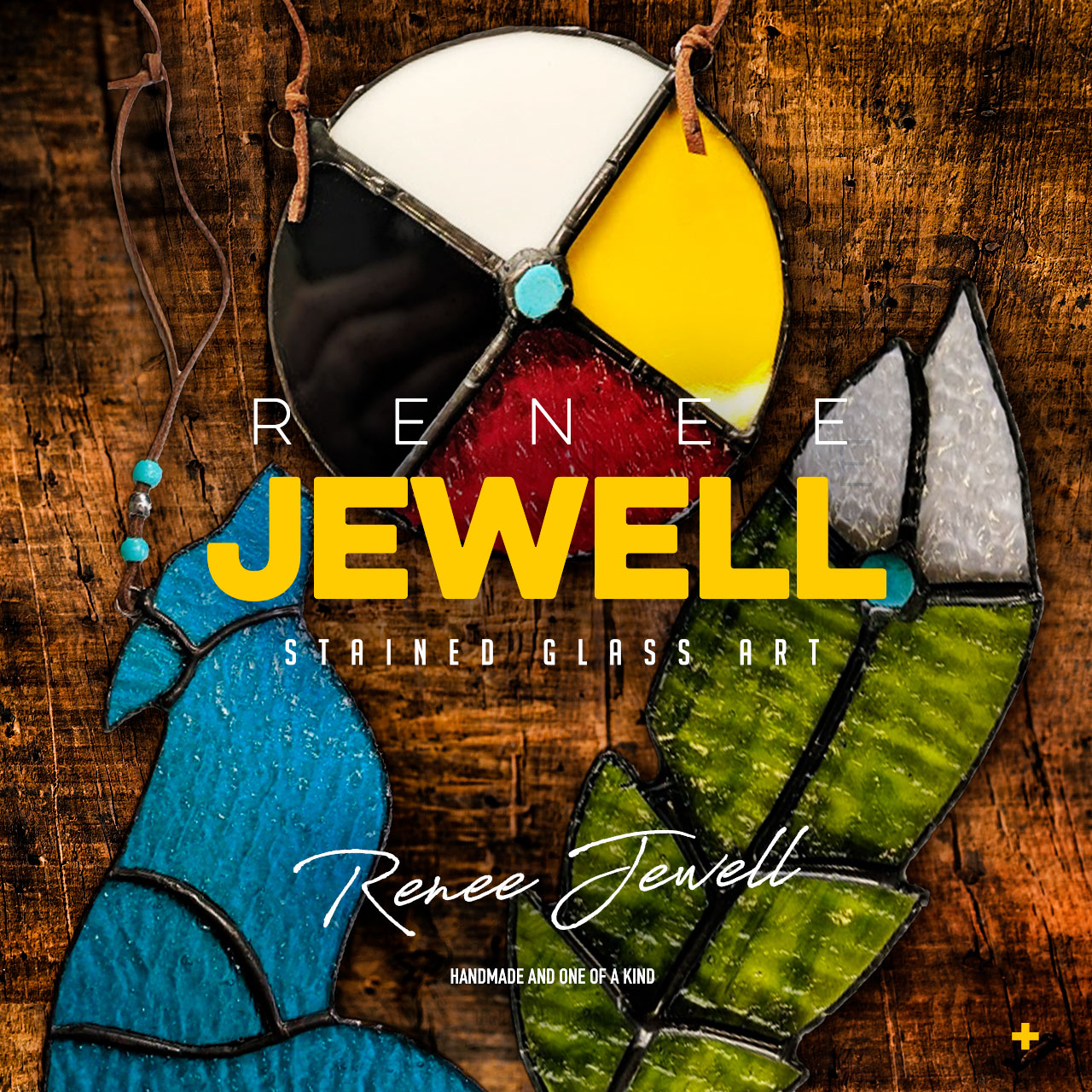 Renee Jewell - Stained Glass Art