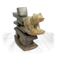 Load image into Gallery viewer, Bear Inukshuk