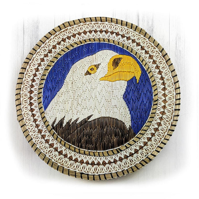 Eagle Quill Basket