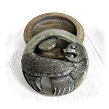 Load image into Gallery viewer, Turtle Stone Bowl