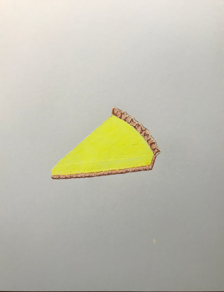Lemon Custard Tart