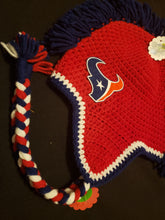 Load image into Gallery viewer, Texan's Mohawk Beanie - Craft N Crazee