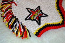Load image into Gallery viewer, Rockstar Mohawk Beanie - Rockstar Winter Hat - Rockstar Energy Hat - Craft N Crazee