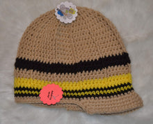 Load image into Gallery viewer, Charlie Brown's Brimmed Beanie - Brimmed Hat - Brimmed Beanie - Craft N Crazee