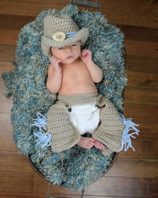 Load image into Gallery viewer, Cowboy Baby Costume Set - Craft N Crazee