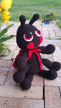 Load image into Gallery viewer, Cuddle Ladybug Stuffed Animal - Craft N Crazee