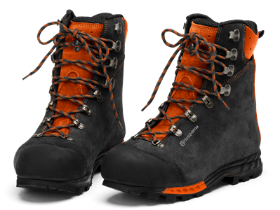 Husqvarna Functional Chainsaw Leather Boots F24 39 Class 2