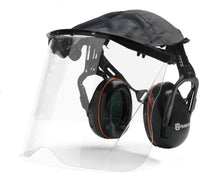 Load image into Gallery viewer, Husqvarna Hearing Protection with Visor and Cover