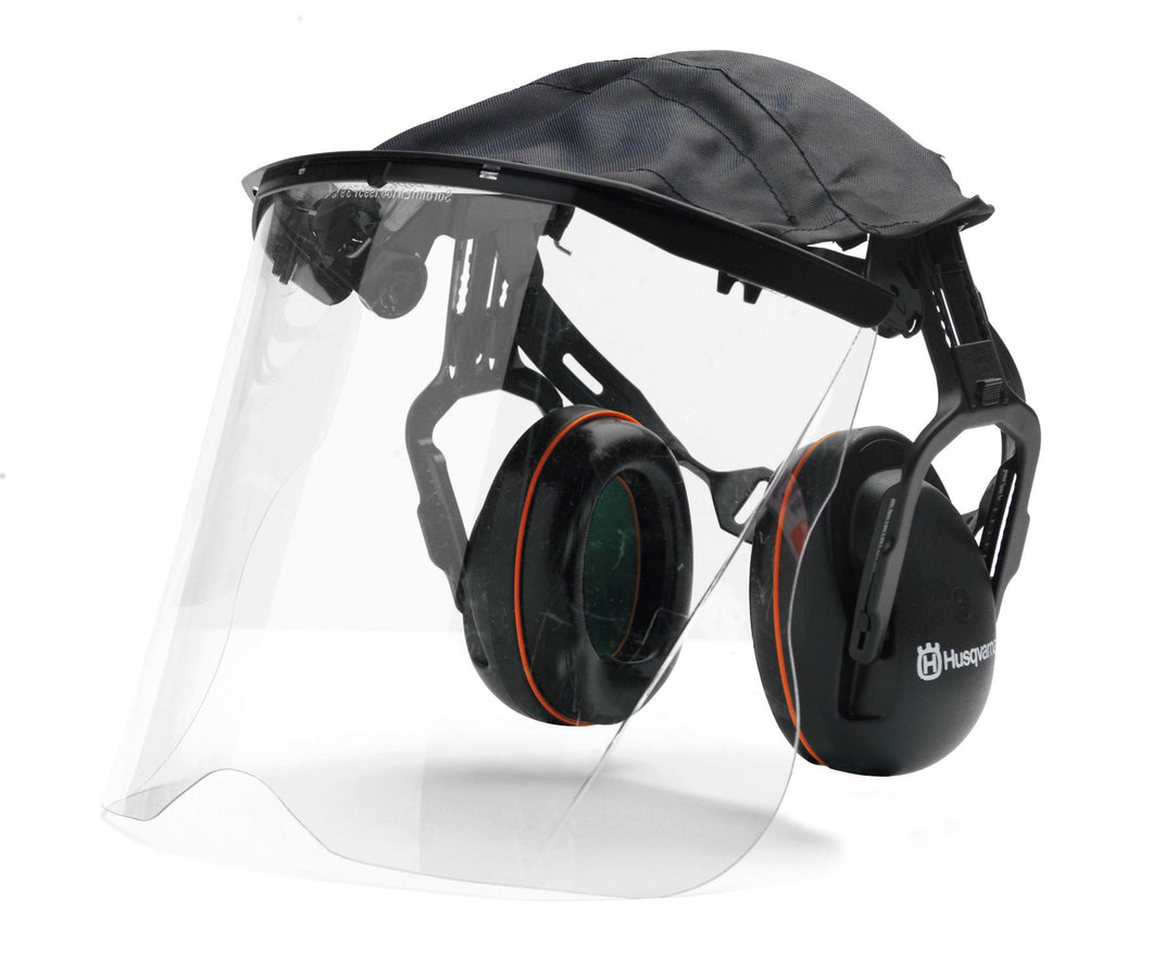 Husqvarna Hearing Protection with Visor and Cover