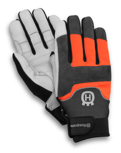 Husqvarna Technical 20 Gloves - With Saw Protection