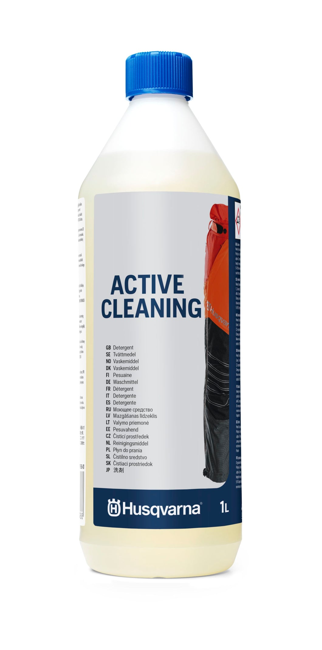Husqvarna Active Cleaning Detergent