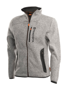 Husqvarna Xplorer Fleece Jacket - Womans Steel Grey
