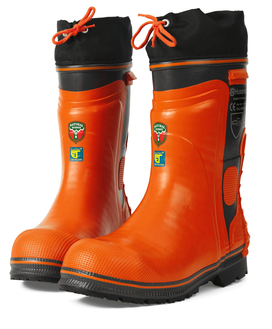 Husqvarna Functional 24 Rubber Chainsaw Boots