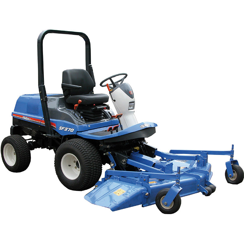 Iseki SF 370 Out Front Mower