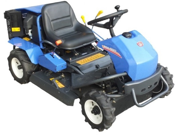 Iseki SRA 800 Ride on Brush Cutter/Mower