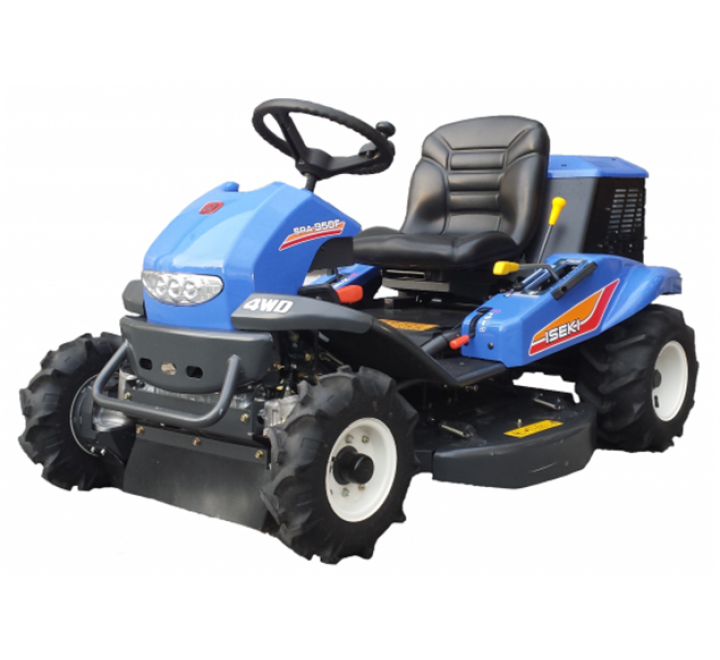 Iseki SRA 950F Ride on Brush Cutter/Mower