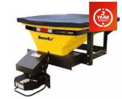 WESSEX - V-PRO SPREADERS (TS-) BED MOUNTED - 300 ltr