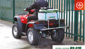WESSEX ATV LIQUID BRINE SPRAYER