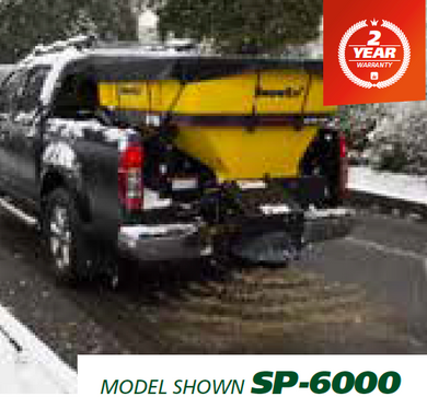 WESSEX - V-PRO SPREADERS (TS-) BED MOUNTED - 800 ltr