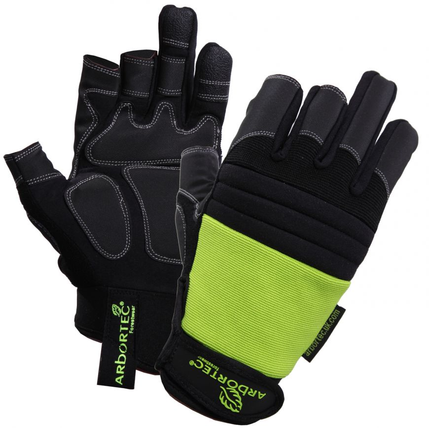Arbortec 3-Digit Climbing Gloves