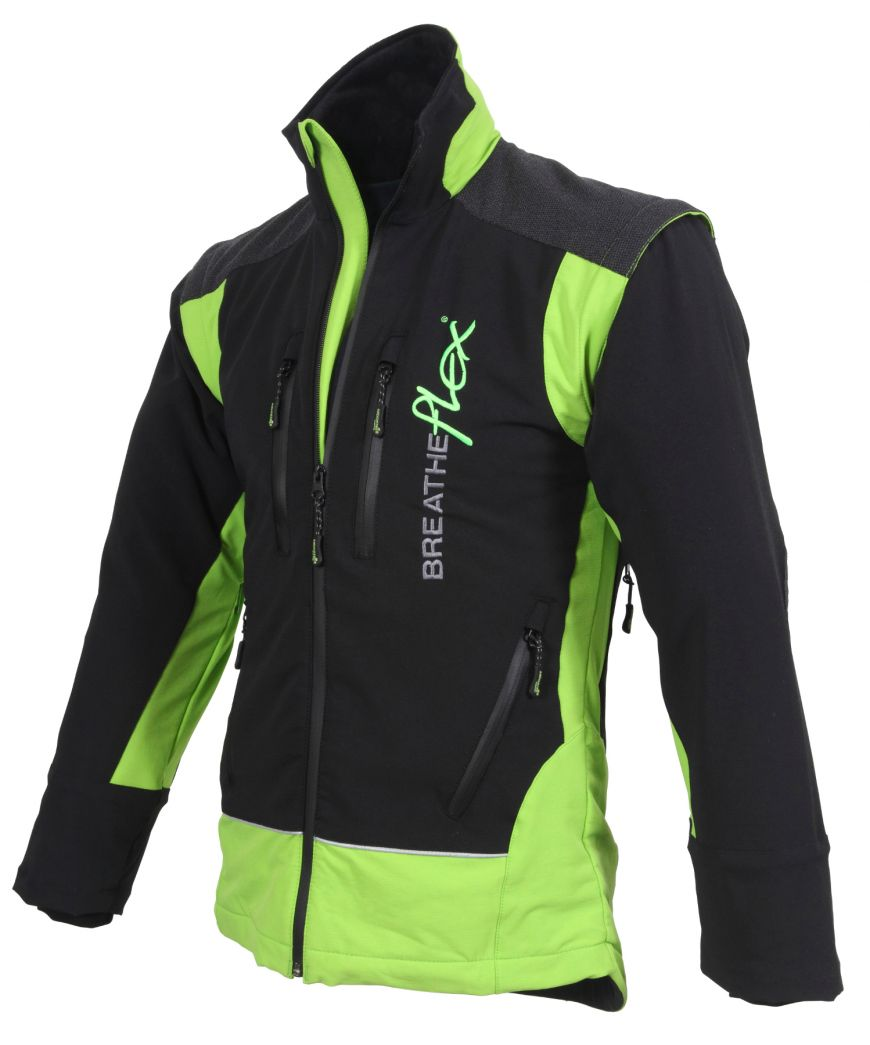 Arbortec Breatheflex Jacket - Lime