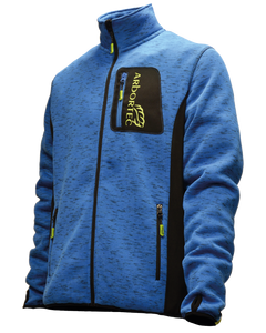 Arbortec Kodu Plus - Knitted Melange Jacket - Blue