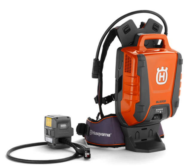 Husqvarna BLi950X 31.1Ah Backpack