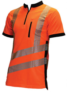 Treehog Hi-Vis Short Sleeved T-Shirt