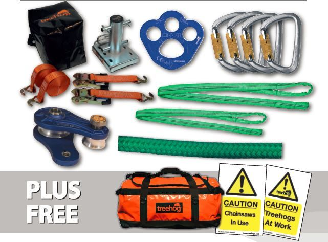 Treehog Heavyweight Rigging Kit 2